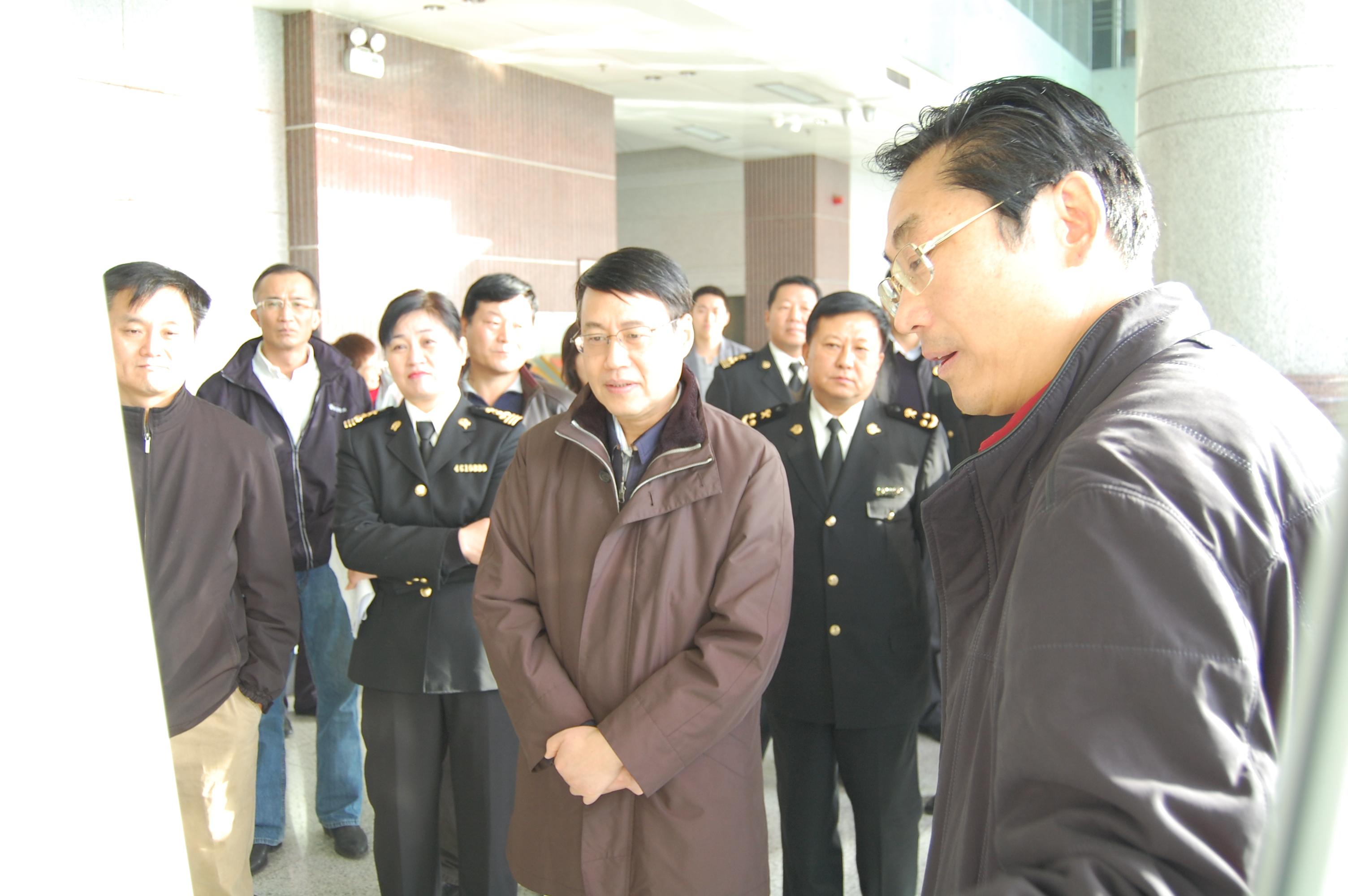 郑州海关驻邮局办事处