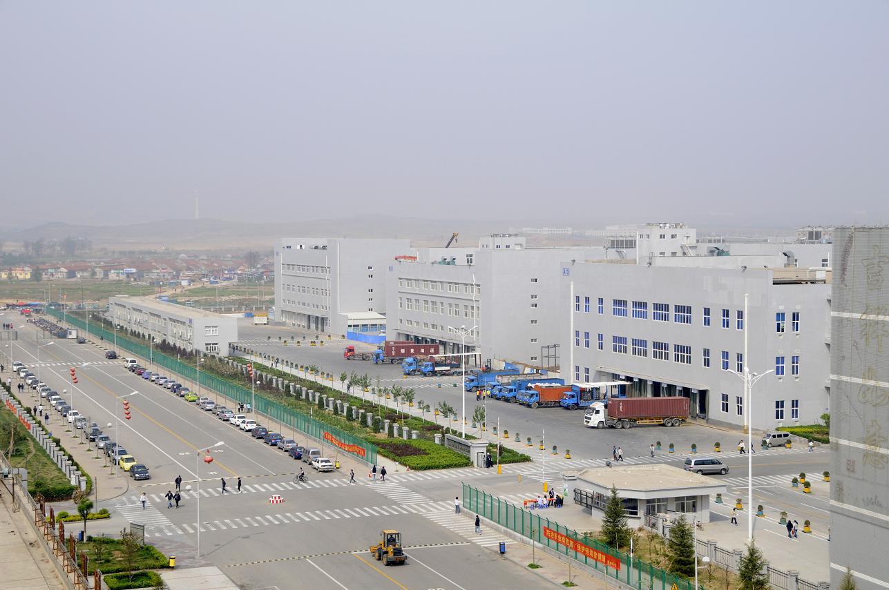 烟台出口加工区b区研发业务启动 园区功能进一步完善
